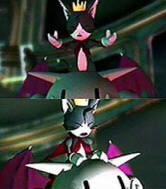 Okay, Cait Sith doesn't have many faces